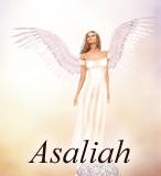 Anjo da Guarda Asaliah