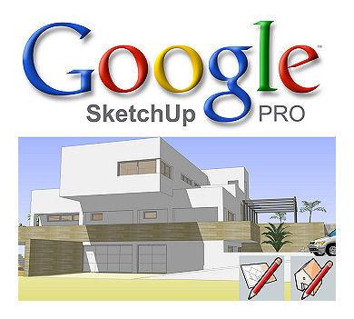 Download google sketchup pro 6 baixar no clickgr tis for Casa moderna sketchup download