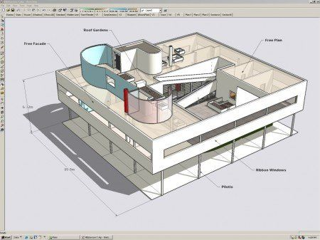 Google sketchup projects - 99723