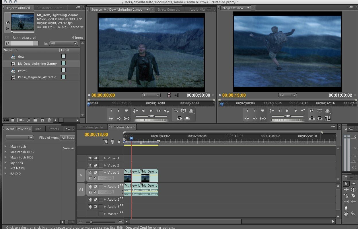 adobe premiere pro streamlines video editing