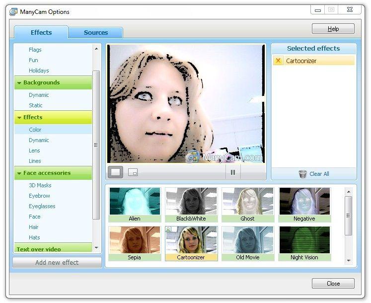 Download ManyCam Virtual Webcam - Baixar no ClickGrátis