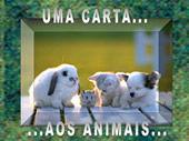 Uma Carta a Os Animais