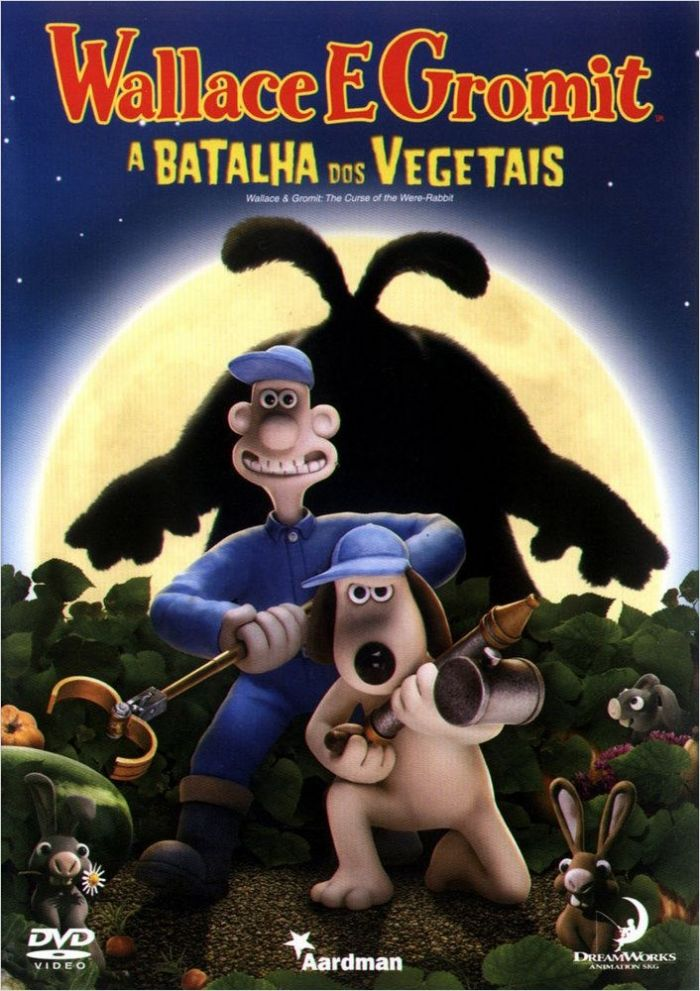 Wallace & Gromit - A Batalha dos Vegetais - Cartaz do Filme