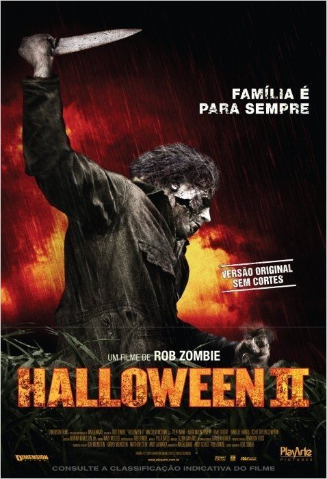 trailer e resumo de halloween 2 filme de terror cinema. Black Bedroom Furniture Sets. Home Design Ideas