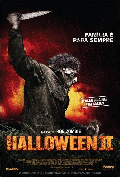 trailer e resumo de halloween 2 filme de terror cinema. Black Bedroom Furniture Sets. Home Design Ideas