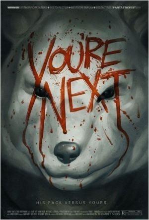 Você é o Próximo - Cartaz do Filme
