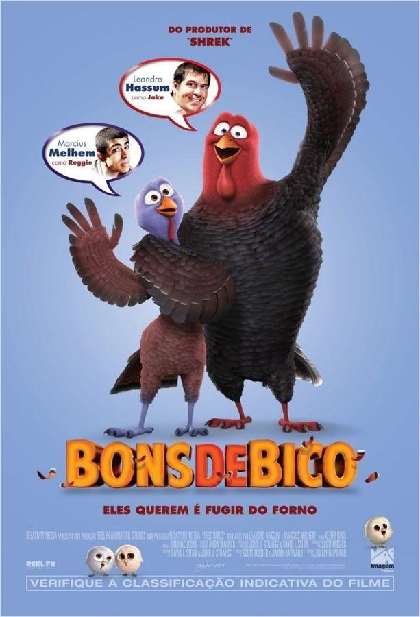 Bons de Bico - Cartaz do Filme