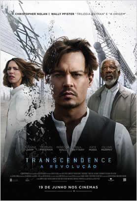 Transcendence - Cartaz do Filme
