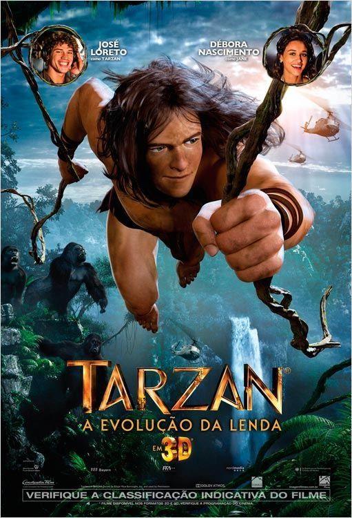 Tarzan xxx la pelicula video di porno gratis film sesso - Tarzan pelicula completa ...