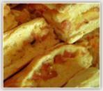 Receita Pão de Batata com Frios