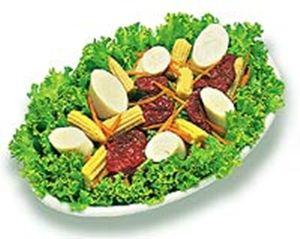 Receita Salada de Pupunha