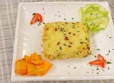 Receita Fricassé de Frango e Legumes