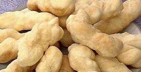 Receita Biscoito de Polvilho Frito