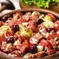 Receita Filé de Linguado com Molho de Maracujá e Farofa de Pão com Vegetais