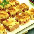 Receita Torta Rápida de Salsicha