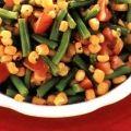 Receita Salada Rica em Cálcio
