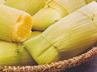 Receita Pamonha de Milho Verde Doce