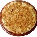Receita Pizza de Banana