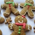 Receita Gingerbread Men
