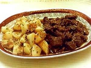 Receita Carne de Panela com Batata