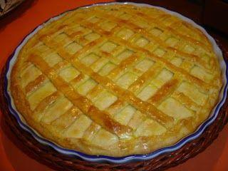 Receita Torta de Camarão
