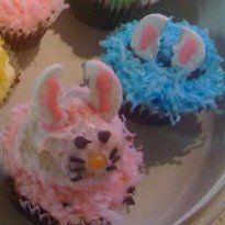 Receita Cupcake de Páscoa