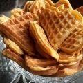 Receita Waffles de Inverno