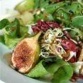 Receita Salada de Figo