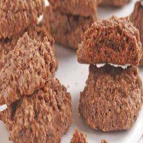 Receita Biscoito de Chocolate com Amêndoas