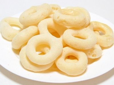 Receita Biscoito de Polvilho (sem Ovos)