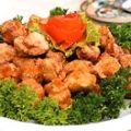 Receita Carne de Soja Dourada