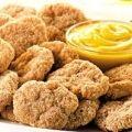 Receita Nuggets de Legumes ao Forno