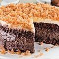 Receita Bolo Gelado Três Chocolates