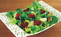 Receita Salada Verde
