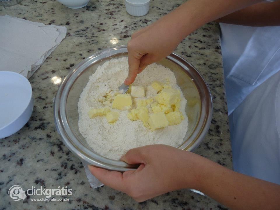 Passo 2 - Tortilha de Maçã com Nozes (com Fotos)