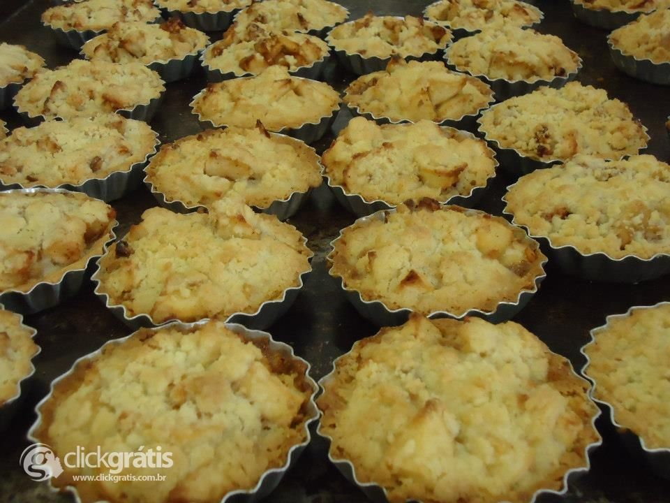 Passo 15 - Tortilha de Maçã com Nozes (com Fotos)