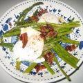 Receita Salada de Aspargos com Ovos