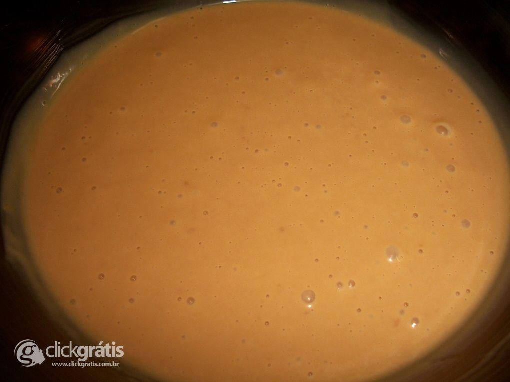 Passo 5 - Mousse de Biscoito do Mais Você
