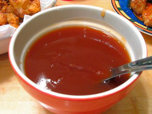 Как приготовить полезный соус