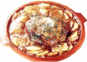 Receita Bife à Portuguesa