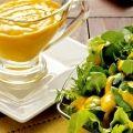 Receita Molho Cremoso de Manga para Saladas