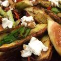 Receita Salada de Batata-doce e Figo