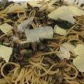 Receita Espaguete Trufado