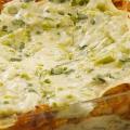 Receita Lasanha de Frango e Brócolis