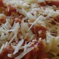 Receita Fusilli ao Molho de Linguiça Toscana