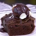 Receita Brownie de Chocolate Furadinho