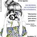 Dia Mundial do Fotógrafo