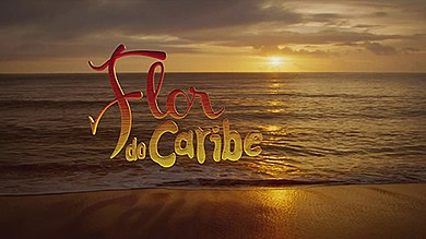 Novela Flor do Caribe