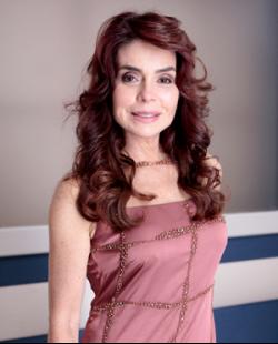 ... de Andrada Lemos) na novela Amor à Vida exibida pela Emissora Globo
