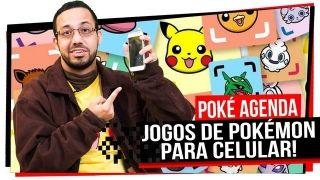 Poké Agenda - Jogos de Pokémon Para Celular